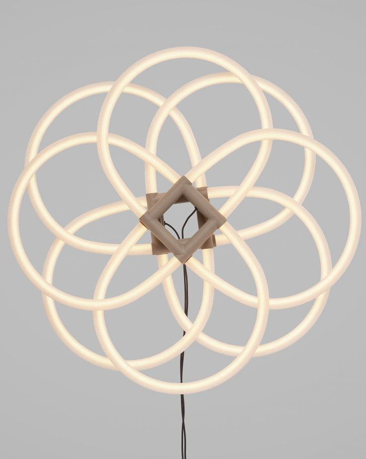 Knotted Light - Flower Light Double