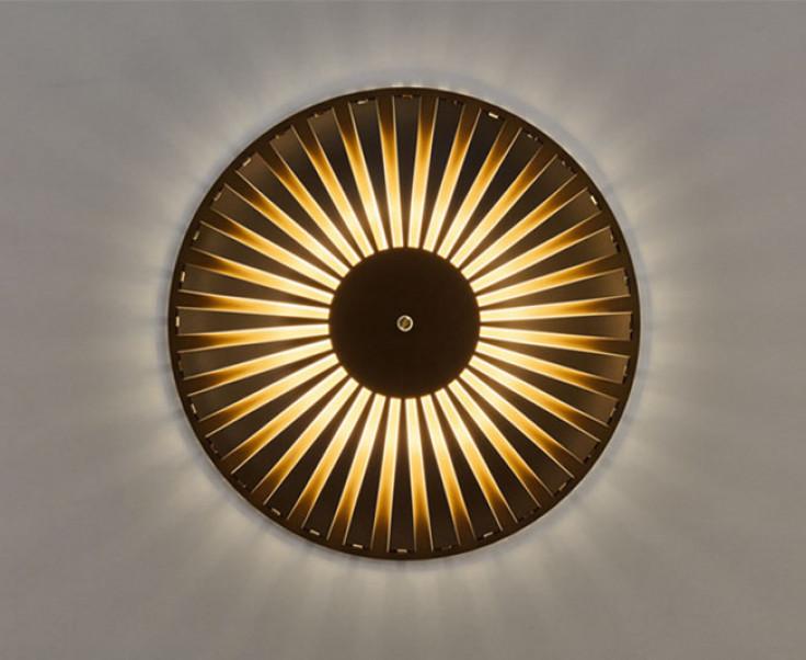 Glint Light Flat wall light