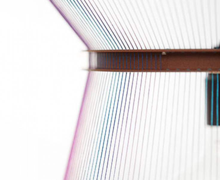Rhythm of light collection - Rainbow color gradient
